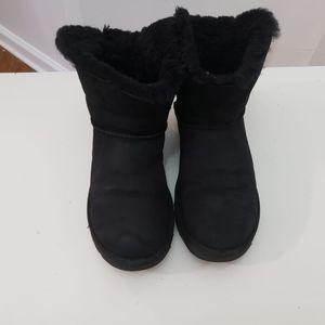UGG Mini Bailey Bow II S/N 1016501 Women's Size 9